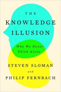 The Knowledge Illusion, Steven Sloman @ The MIT Press Bookstore | Cambridge | Massachusetts | United States