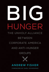 Andrew Fisher, Big Hunger @ MIT Press Bookstore | Cambridge | Massachusetts | United States
