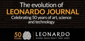 authors@MIT: Leonardo Journal 50th Anniversary @ MIT Press Bookstore | Cambridge | Massachusetts | United States