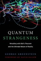 George Greenstein: Quantum Strangeness @ MIT Press Bookstore
